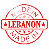 Made In Lebanon Red Seal
