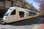 Max train, Portland OR.