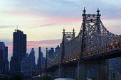 Queensboro Bridge/ New York City
