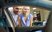 picture of car-window  - auto business - JPG