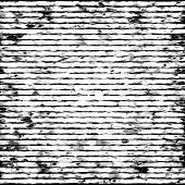 abstract black-and-white striped grunge background