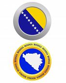 Button As A Symbol  Bosnia