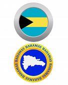 Button As A Symbol Bahamas