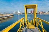 Yellow Gangway