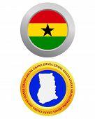 Button As A Symbol Ghana