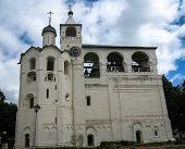 White Stone Church In Suzdal, Vladimir Region, Russia