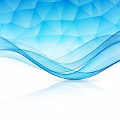 Abstract color template background.
