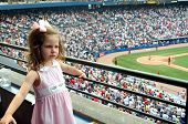 Ballpark Girl 1