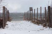Beach In A Blizzard