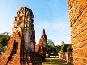 Thailand religious architecture