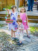 Easter Egg Hunt Activity