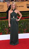 LOS ANGELES - JAN 25:  Claire Danes arrives to the 21st Annual Screen Actors Guild Awards  on January 25, 2015 in Los Angeles, CA