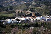 White village, Cadiar.