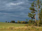 image of bohemia  - autumn landscape southern Bohemia  - JPG