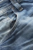 foto of denim jeans  - Texture of blur jeans pants - JPG