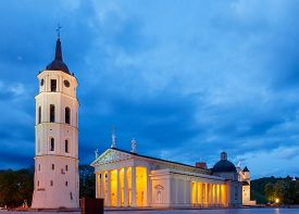 stock photo of stanislaus church  - Cathedral of St - JPG