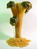 Pasta Flowers :-)