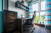 New Idea For Your Home Office! poster
