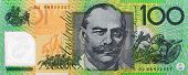Australian One Hundred Dollar Note