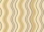 Wavy Beige And Tan Webpage Or Scrapbook Background
