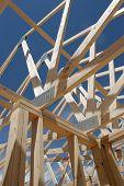 House Frame Construction