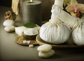 stock photo of thai massage  - Spa - JPG
