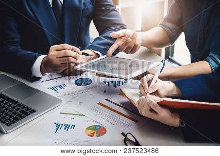 poster of Business Finance, Accounting, Contract, Advisor Investment Consulting Marketing Plan For The Company