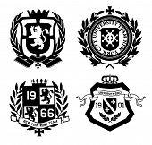 university badge