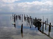 Caye Caulker Island Dock