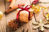 Christmas Decor Christmas Baking Christmas Candy Gingerbread Cookie Gingerbread Cookies Christmas De poster