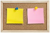 Yellow And Pink Remainder Notes