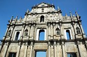 St Paul Church, Macau