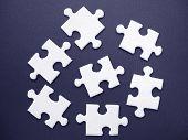 Peças de puzzle