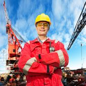 image of offshore  - Offshore engineer - JPG
