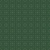 Vector Minimalist Seamless Pattern. Abstract Geometric Texture With Small Shapes, Seeds, Dots. Simpl poster