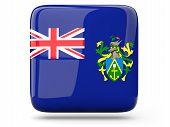 Ícone quadrado das Ilhas Pitcairn