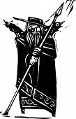Norse God Odin
