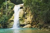Limon Waterfall, Dominican Republic