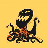 Octopus and Headphones