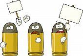 Striking Ammunition