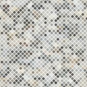 Light-brown mosaic vector background.