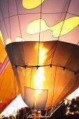 Hot Air Balloon Gas