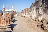 Pompeii. Town Square
