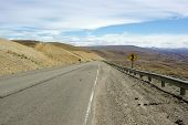 Road in Argentina