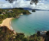 Breaker Bay, Abel-Tasman-Nationalpark, Neuseeland