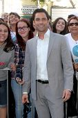 LOS ANGELES - NOV 8:  Danny Pino at the Mariska Hargitay Hollywood Walk of Fame Star Ceremony at Hol