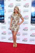 LOS ANGELES - NOV 9:  Chelsie Hightower at the AFI FEST