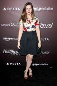 LOS ANGELES - NOV 6:  Amber Tamblyn at the Hollywood Reporter's Next Gen 20th Anniversary Gala at Ha
