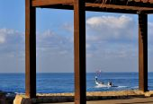 Sea, Sun, Air, And Fishing.