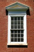 Historic Home Window